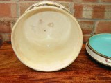 Large Wedgwood Stilton Cheese Dish after restoration and repair